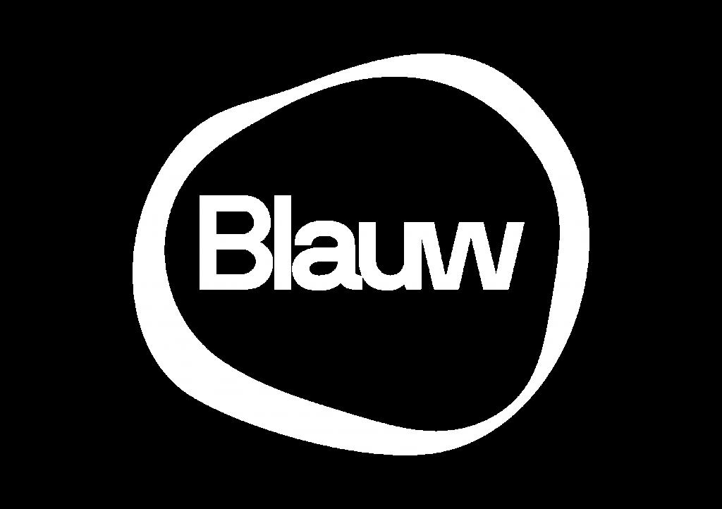 blauw verf logo