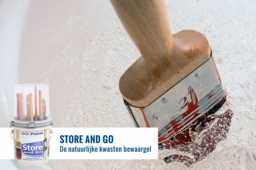 store and go kwastenpot