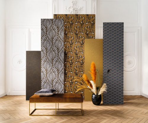casamance behang collectie