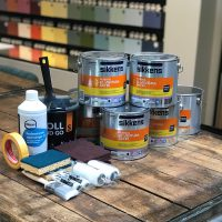 Canexel schilderen voordeelpakket