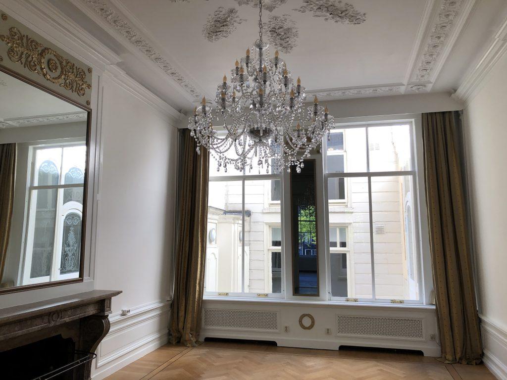 restauratie monumentale ruimte
