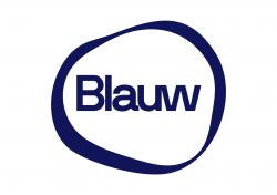 BLAUW verf en materiaal